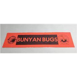 Bunyan Bug Missoula Montana Bumper Sticker