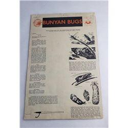 Bunyan Bug Missoula Montana Counter Display