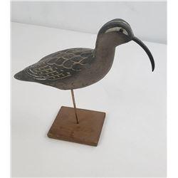 Herters Curlew Shore Bird Decoy