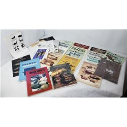 Wildfowler Duck Decoy Books and Auction Catalogs