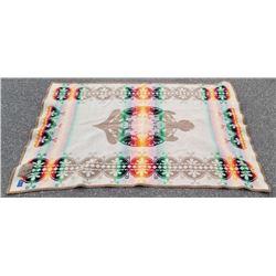Pendleton Iroquois Confederacy Turtle Blanket