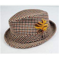 Pendleton Tweed Fedora Hat