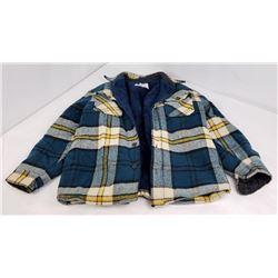 Vtg Woolrich Wool Hunting Jacket Size XL USA