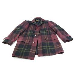 Beautiful Pendleton Mackinaw Wool Winter Jacket