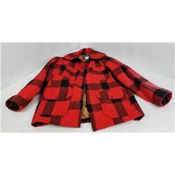 Men's Woolrich Wool Hunting Jacket Size 40 USA