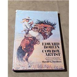 Edward Borein Cowboy Artist Book