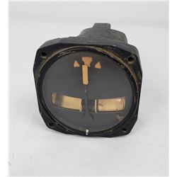 WWII WW2 Turn and Bank Airplane Indicator A-11