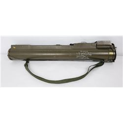 Inert Vietnam War LAW Rocket Launcher Tube