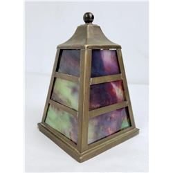 Stained Glass Arts & Crafts Lamp Shade