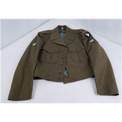 Korean War 101st Airborne Army IKE Uniform Jacket