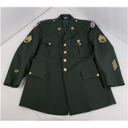 Army Airborne Uniform Jacket
