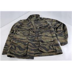 Post Vietnam Tiger Camouflage Uniform Jacket
