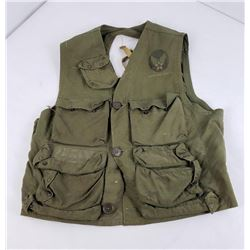 WWII Army Air Forces Survival Pilot Vest