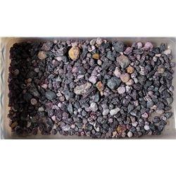 3910 Carats of Raw Montana Garnet Gemstones