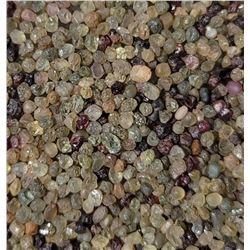 385 Carats of Natural Montana Sapphires