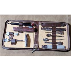 Dreizack Solingen Germany Multi Tool Knife Set