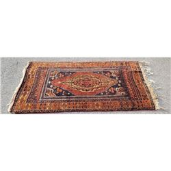 """Baluch Persian Rug 45"""" by 80"""""""