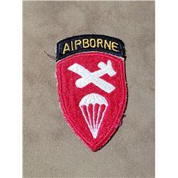 WW2 Paratrooper Glider Airborne Patch