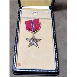 WW2 Bronze Star in Case