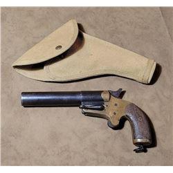 WW1 French Model 1917 Flare Pistol