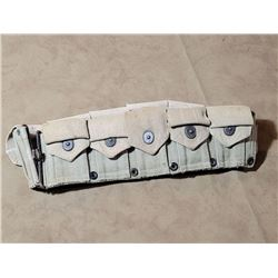 WW2 Mills M1903 Cartridge Belt