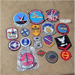 Lot of Assorted US Military Patches