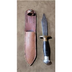WW2 Theater Made Trench Art Fighting Knife