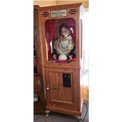 The Fortune Teller Machine Ragtime Automated Music