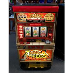Chinese Electrocoin Slot Machine (Azteca)