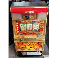 Chinese Electrocoin Slot Machine (DEL SOL)