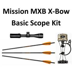 Mission MXB Basic Scope Kit