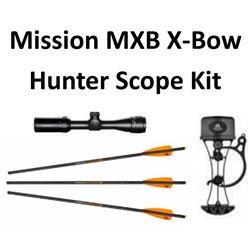 Mission MXB Hunter Scope Kit