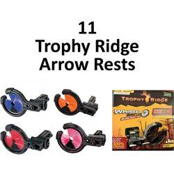 5 x Trophy Ridge Rests