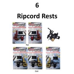 6 x Ripcord Rests
