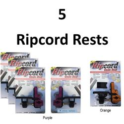 5 x Ripcord Rests