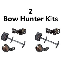 2 x Mission Bow Hunter Kits