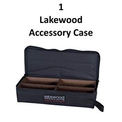 1 x Lakewood Accessory Case