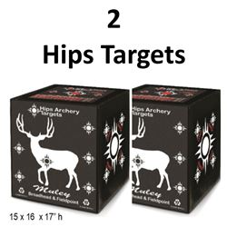 2 x Hips Muley Targets