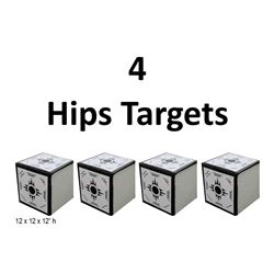 4 x Hips Utility Targets
