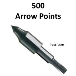 500 Field Points 11/32 200 Gr