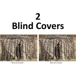 2 x Blind Covers
