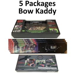 5 x BOW KADDY