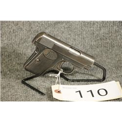 PROHIBITED. Browning 1906