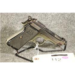 Prohibited. US BUYERS OK. Beautiful Beretta Pocket Pistol