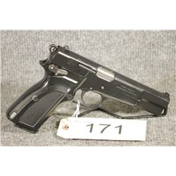 RESTRICTED. Browning Hi Power