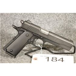 RESTRICTED. Browning 1911 380 Black Label