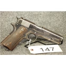 RESTRICTED Colt 1911 Government