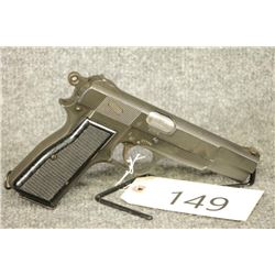 RESTRICTED. Browning FNMk. I