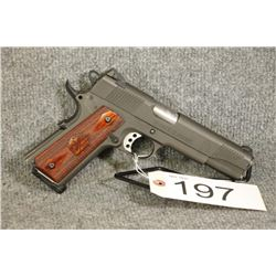 RESTRICTED. Springfield 1911