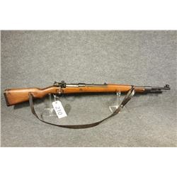 Sporterized Mauser